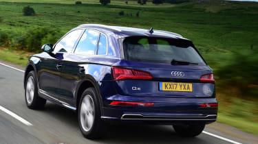 Audi Q5 - rear action