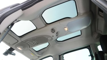 Peugeot Partner Tepee - sunroof