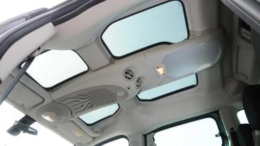 Peugeot Partner Tepee - sunroof