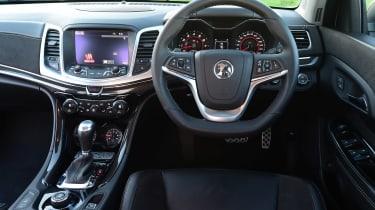 Vauxhall VXR8 GTS - dash