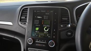 Renault Megane diesel - infotainment