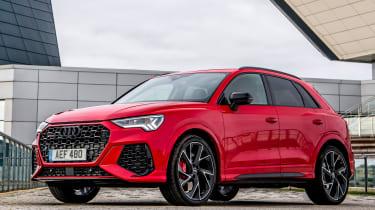 Audi RS Q3 - front 3/4 static