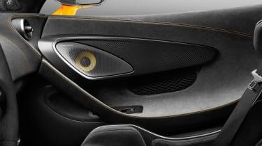 McLaren 600LT - door