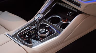 BMW X6 - transmission