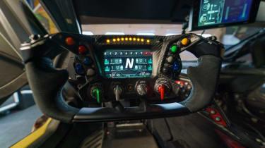 New Lamborghini Essenza SCV12 2021 review - interior