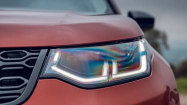 Land Rover Discovery Sport headlight
