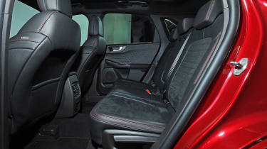 Ford Kuga - studio rear seats