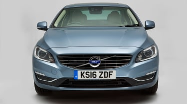 Used Volvo S60 - full front