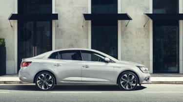 New Renault Megane Grand Coupe - side 2