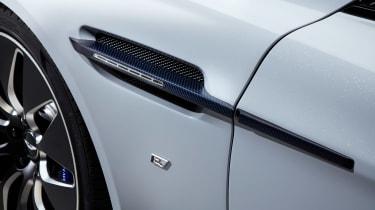 Aston Martin Rapide E - side detail