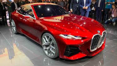 BMW Concept 4 - Frankfurt front