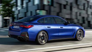 BMW i4 - rear