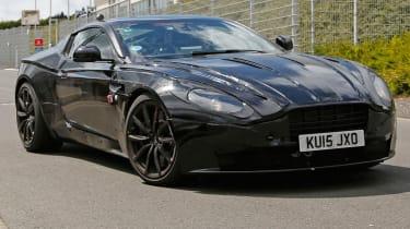 Aston Martin DB11 prototype