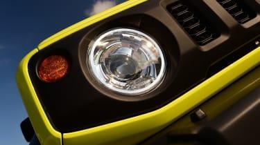 Suzuki Jimny - headlight