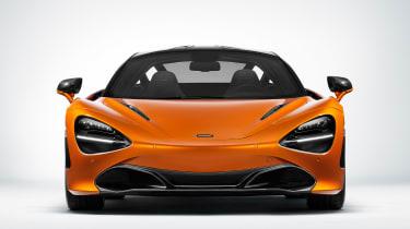 McLaren 720S - full front