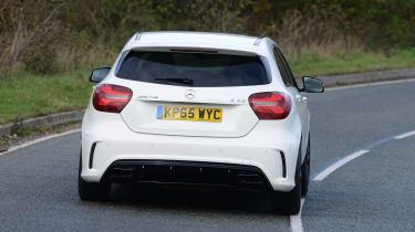 Mercedes-AMG A45 - rear