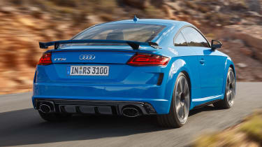 Audi TT RS Coupe - rear