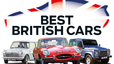 Best British Cars - header