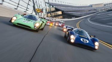 Daytona Classic Race
