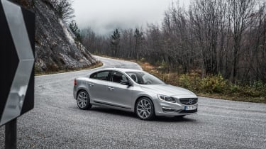 Volvo Polestar performance parts corner again