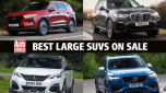 Best large SUVs - header