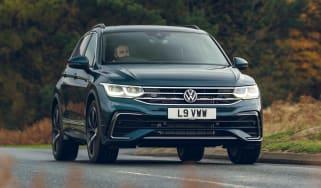 Volkswagen Tiguan 2021 petrol