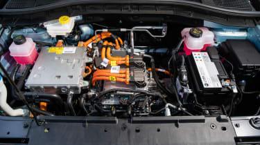 MG ZS EV motor