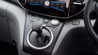 Nissan e-NV200 Combi - transmission