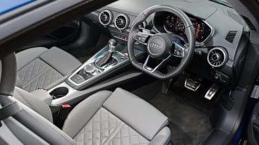 Audi TT long-termer - interior
