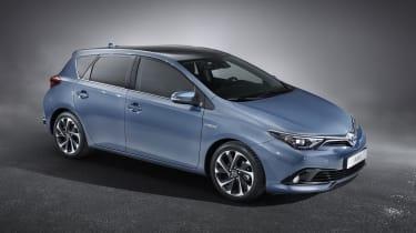 Toyota Auris 2015 facelift