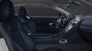 Aston Martin DBS Superleggera Concord - interior