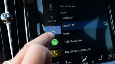 Volvo XC60 long-term test - second update infotainment