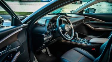 Mazda CX-30 - cabin