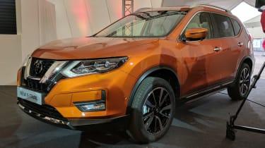 Nissan X-Trail - front reveal