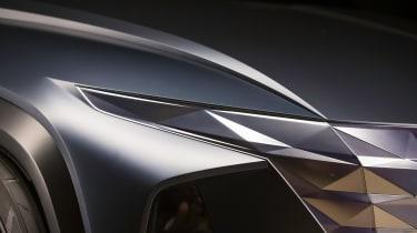 Hyundai Vision T - headlight