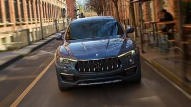 Maserati Levante Hybrid - full front
