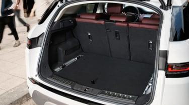 New 2019 Range Rover Evoque boot
