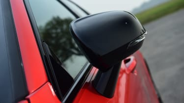 Volvo S60 - wing mirror