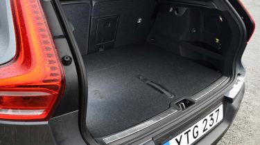 Volvo XC40 - boot