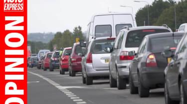 Opinion - traffic