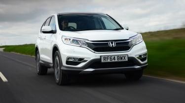 Honda CR-V 1.6 diesel auto front