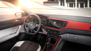 New Volkswagen Polo Beats - dash