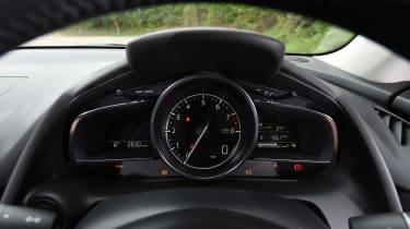 Mazda 2 - dashboard