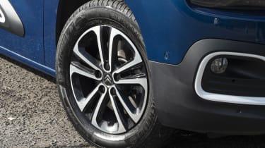 Berlingo wheels