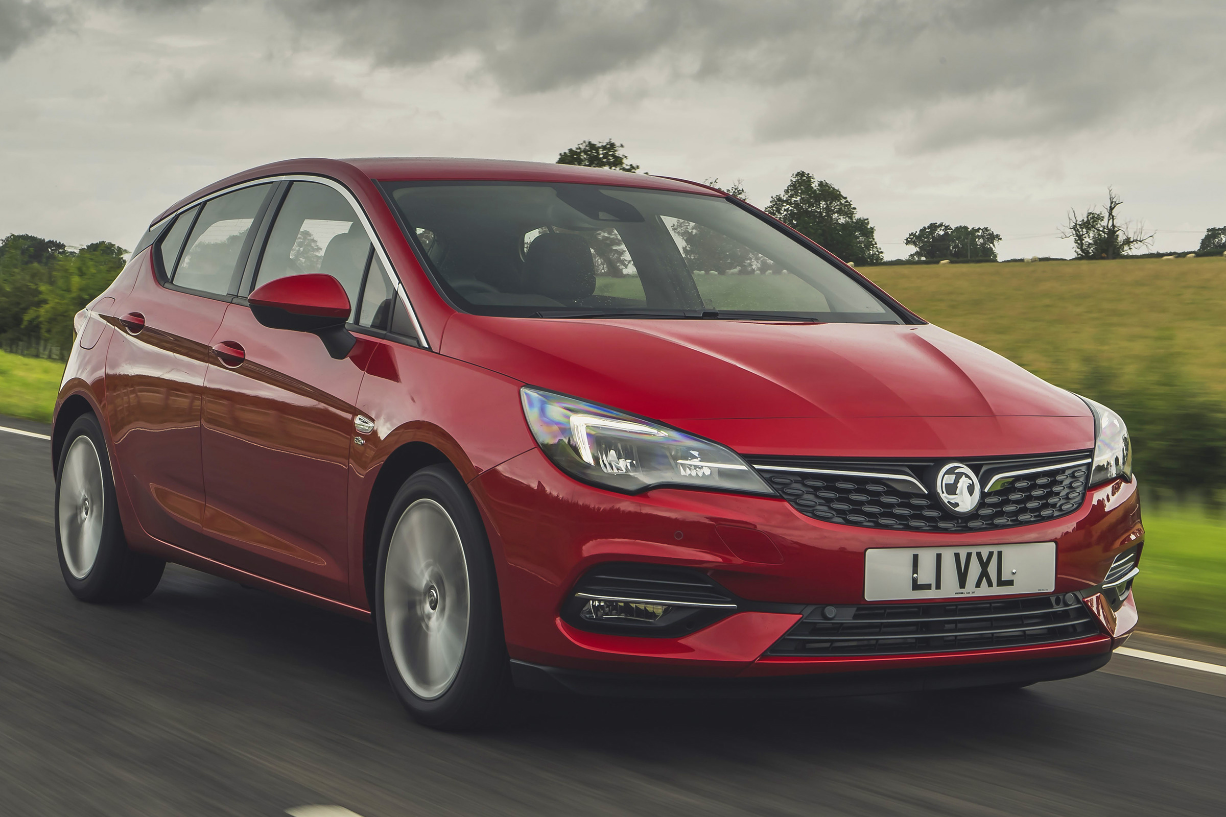 Vauxhall Astra Review Auto Express