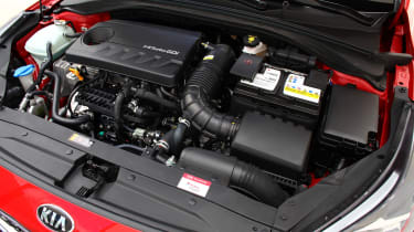 Kia Ceed - engine