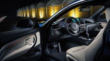 BMW Alpina B4 Bi-Turbo interior