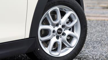 mini cooper classic 5-door alloy wheel