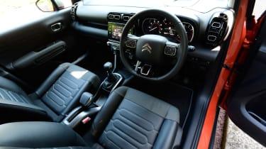 Citroen C3 Aircross long-term test - steering wheel