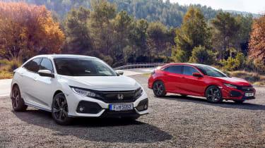 Honda Civic 2017 EU -twin